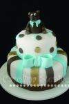 bolo-ursinho-marrom-e-azul