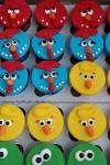 cupcake-decorada-festa-galinha-pintadinha-valinhos-sjcampos