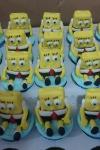 cupcake-decorado-festa-bob-esponja-valinhos-sjcampos